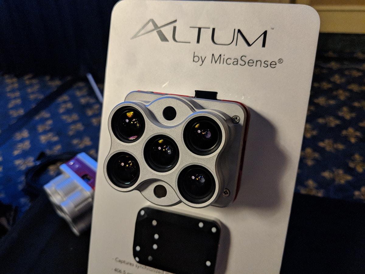 MicaSense Altum - InterDrones